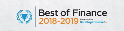 Nominees for the 2018-2019 Best of Finance Awards