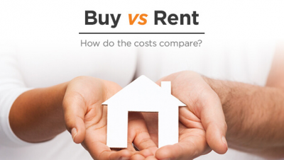 The Cost of Buying Vs. Renting in Ontario: Infographic