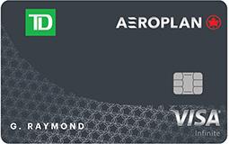 TD® Aeroplan® Visa Infinite* Card Review